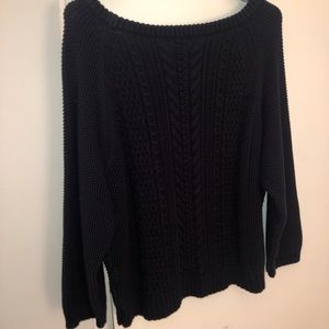J. Crew Sweaters - J.Crew Cropped Cable Knit Sweater
